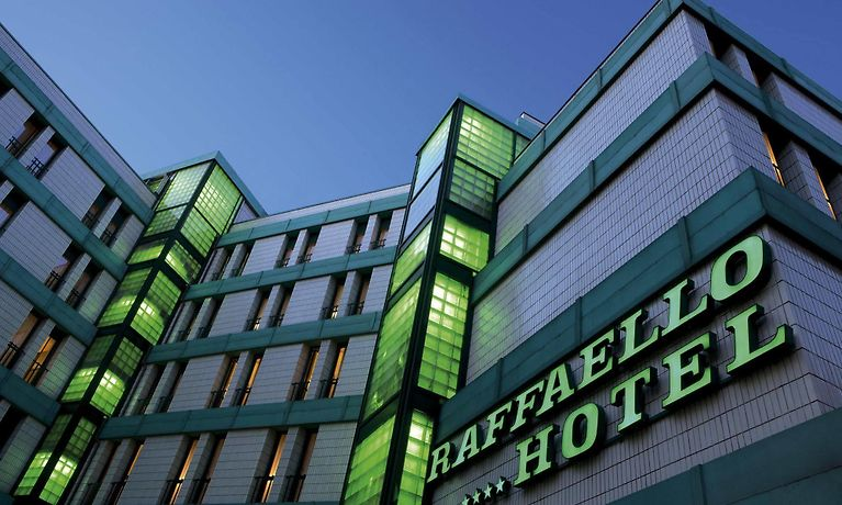 San Francisco bd420 55ed1 RAFFAELLO HOTEL, MILAN | 4-Star Accommodation in the Heart ...